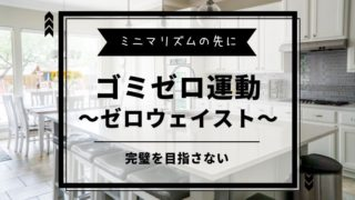 【画像】ゴミゼロ運動(ゼロウェイスト)