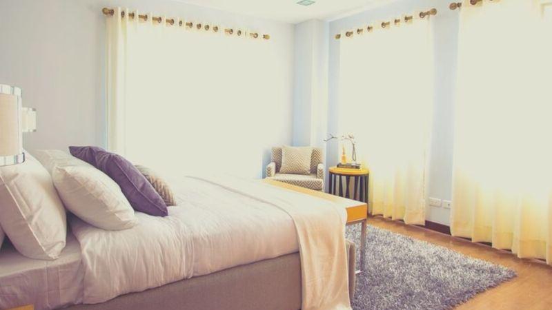 【画像】掃除しやすい部屋は布物を手放すと手に入る