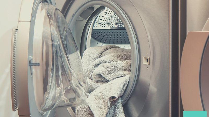 【画像】小物を干すのは乾燥機で