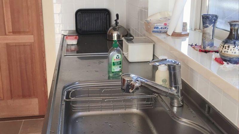 【画像】お皿や鍋が片付け終わった写真